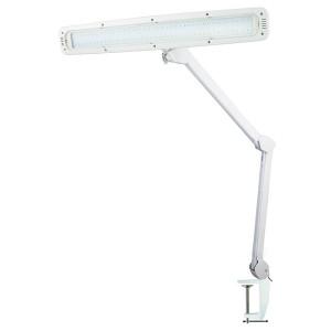 Лампа на струбцине