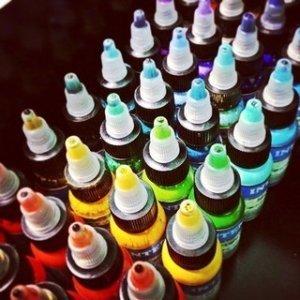 Краски для тату